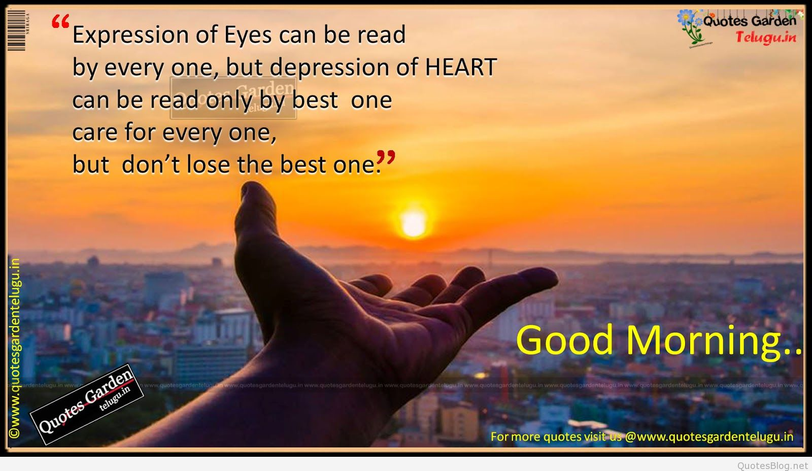 Good Morning Images With Quotes For Whatsapp