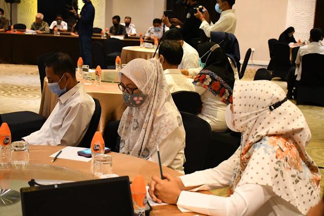 Pemkab Sinjai Sambut Baik Konvergensi Penanganan Stunting Tingkat Provinsi
