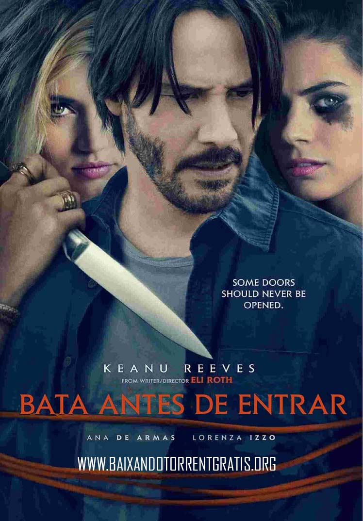 Bata Antes de Entrar Torrent - BluRay 720p/1080p Dublado