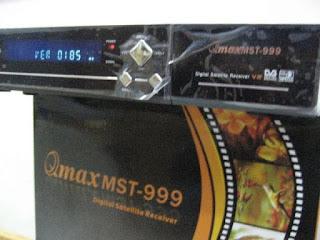 تحميل احدث سوفت وير لرسيفر qmax mst 999 v2 2020