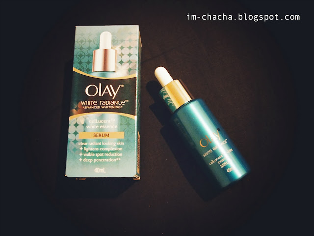 White Radiance Cellucent White Essence Review Olay White Radiance Review