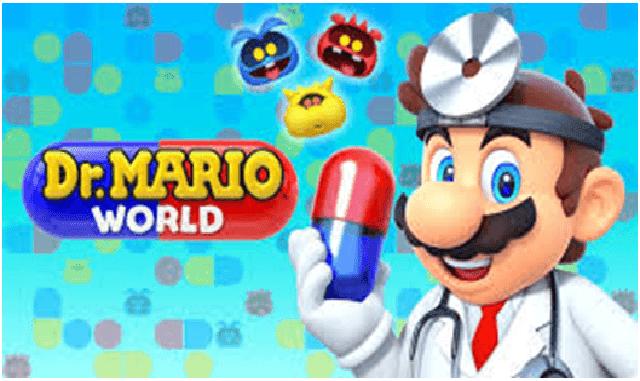 يمكنك الآن لعب Dr. Mario World على هاتفك المحمول