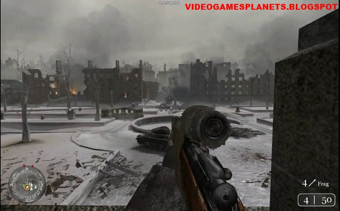 call of duty 2 crack file download for pc