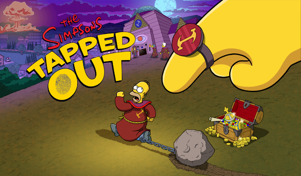 The Simpsons Tapped Out - Stonecutters