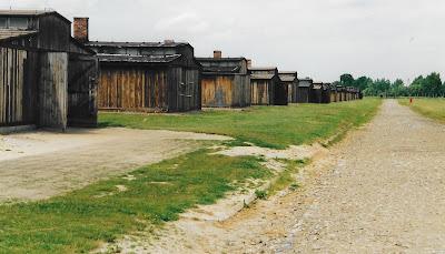 Barakken van Auschwitz-Birkenau