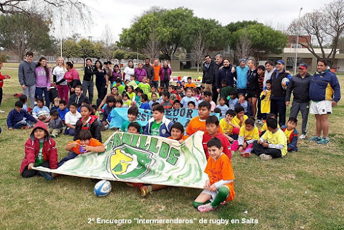 Más de 200 niños disfrutaron del 2º encuentro intermerendero de rugby