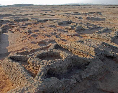 35 pyramids found in Sudan necropolis