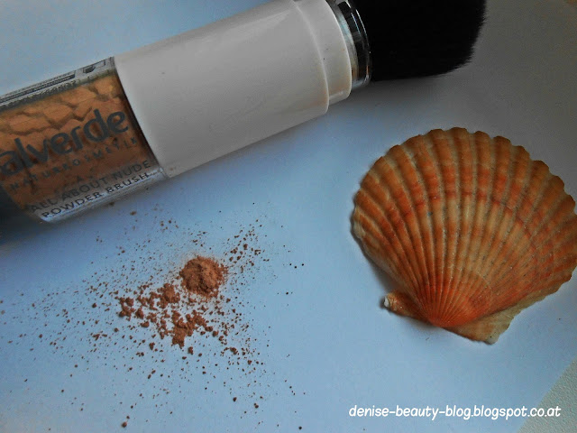 Alverde Powder Brush