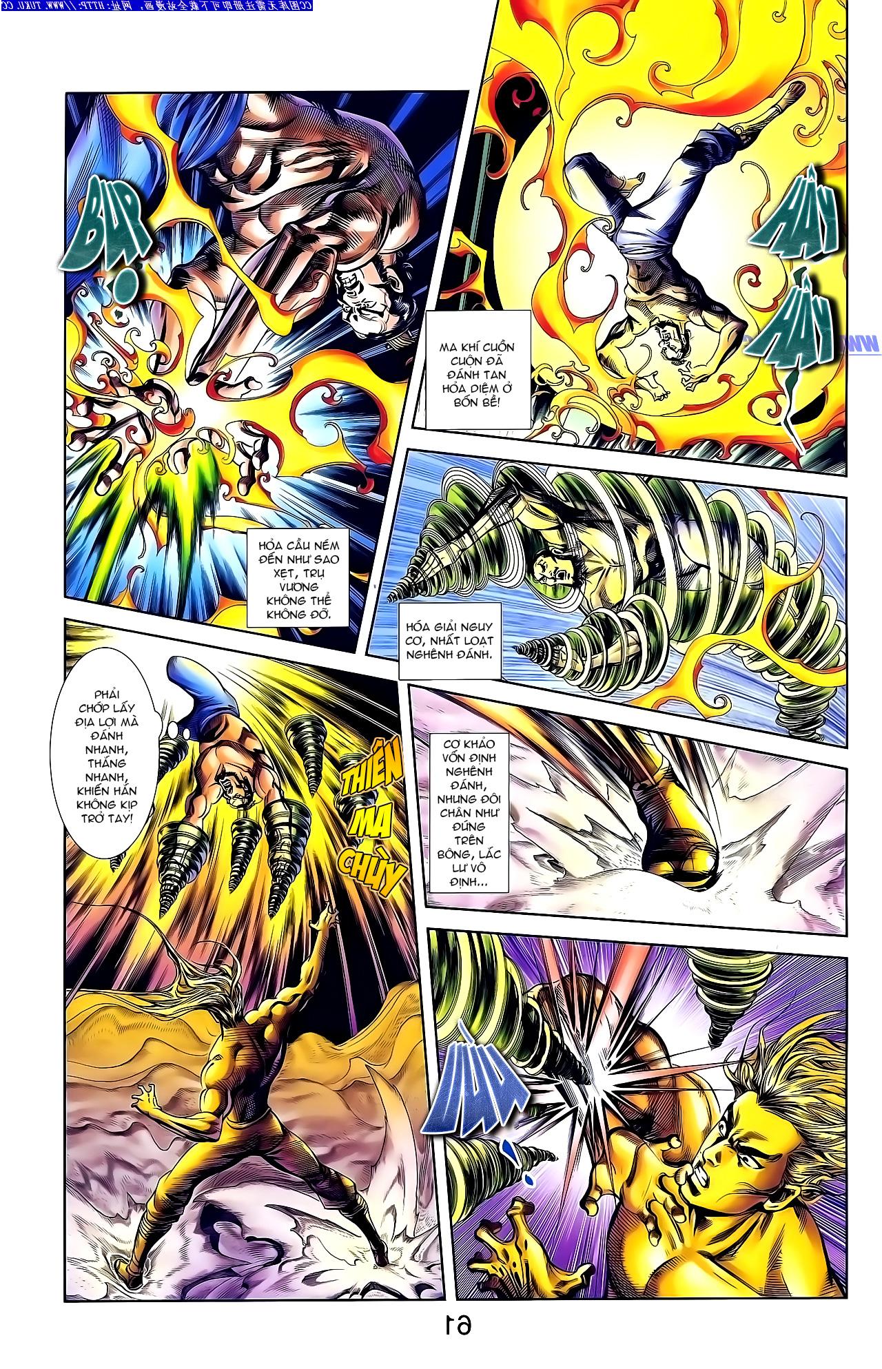Cơ Phát Khai Chu Bản chapter 147 trang 25