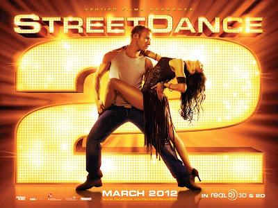 StreetDance 2 Movie