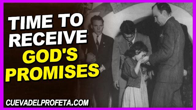 How to make God's promises come true - William Marrion Branham Quotes