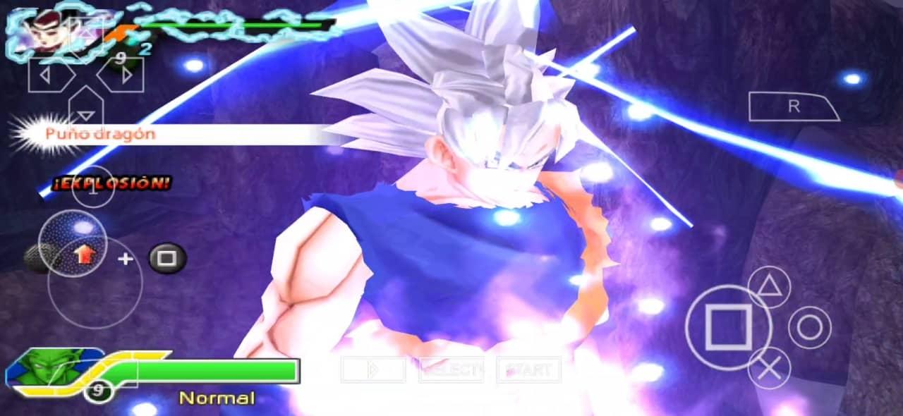 CC Goku Mastered Ultra Instinct Super Dragon Ball Heroes