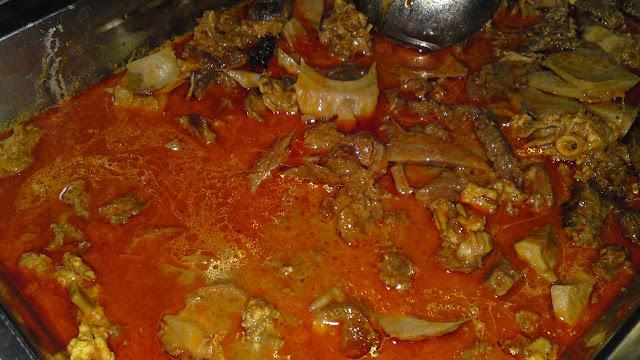 Resepi Gulai Daging Kawah
