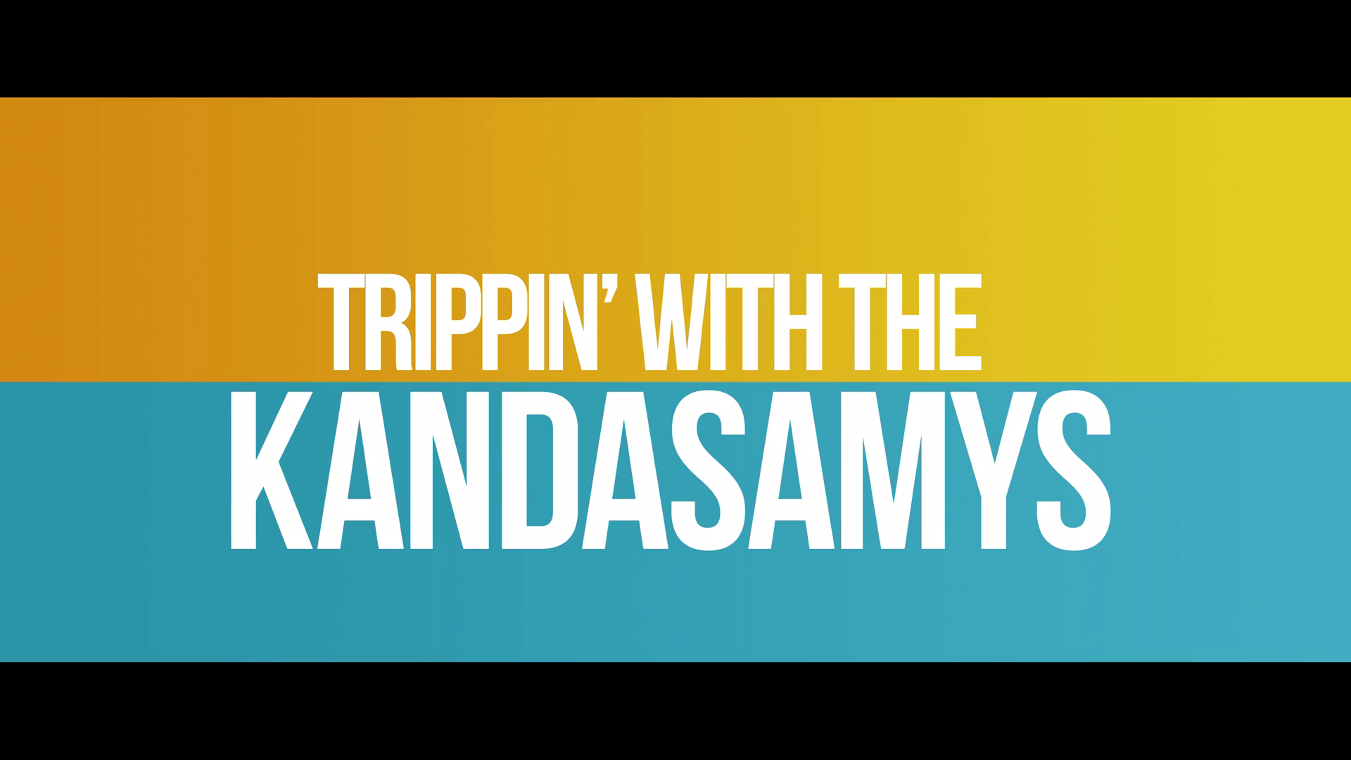 Los Kandasamy: El viaje (2021) 1080p WEB-DL Latino