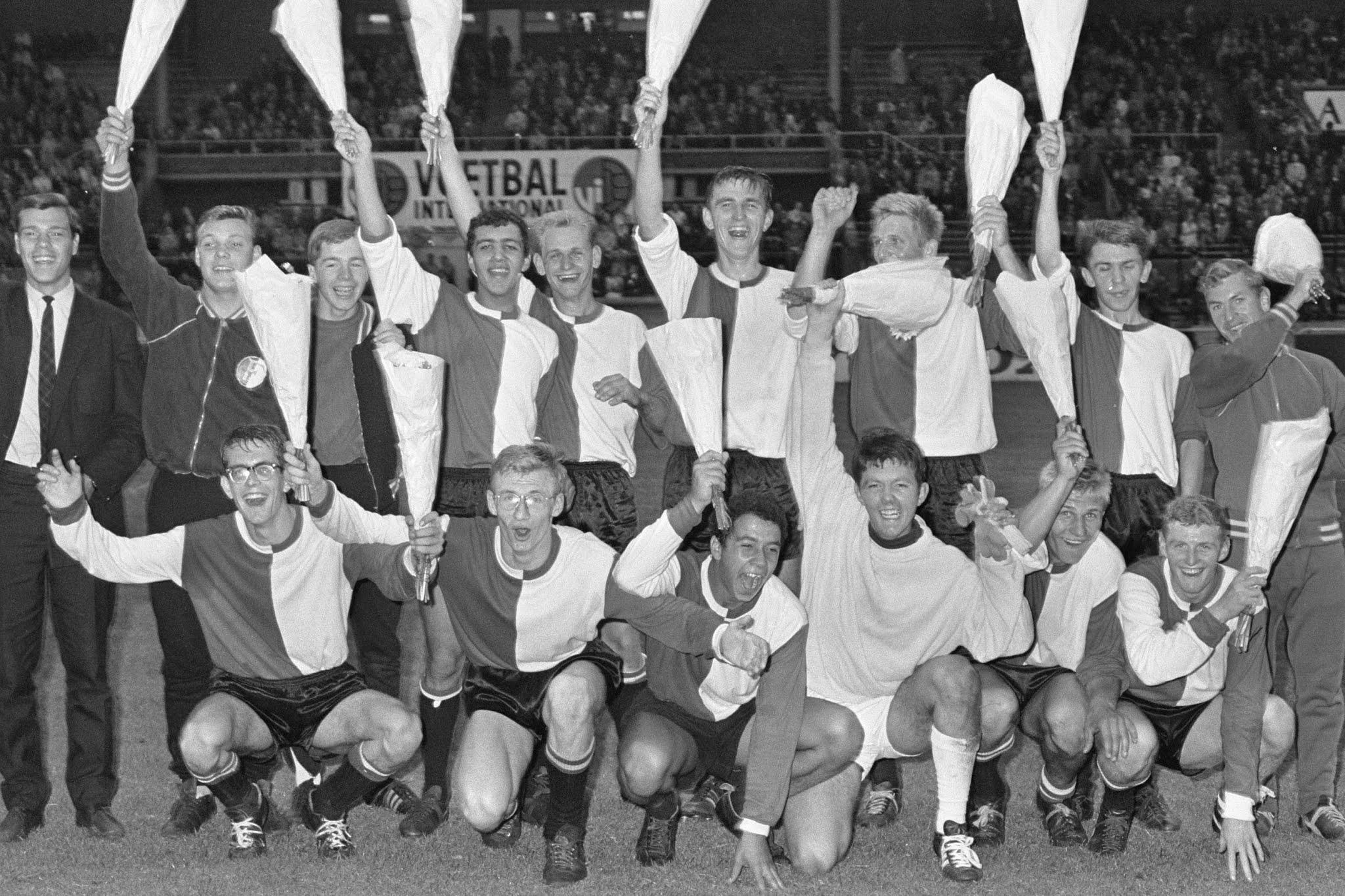 Feyenoordjeugd kampioen van Nederland