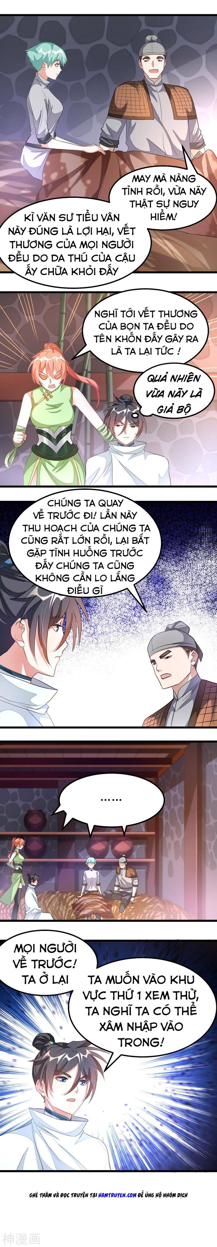 Cửu Dương Thần Vương Chapter 127 video - truyenmh.com