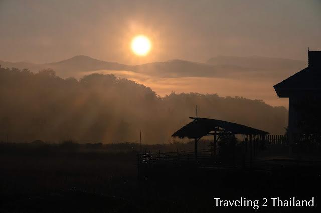 Destination Travel Guide Nan, North Thailand.
