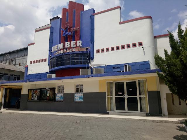 gedung new star cineplex jember
