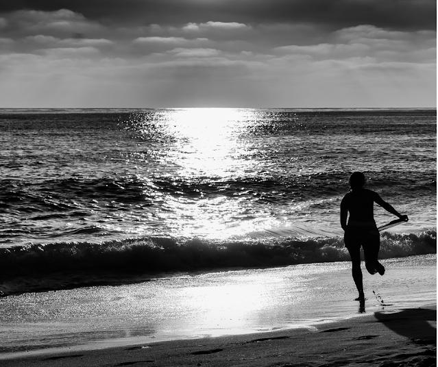 mar agua luz Raquel Fraga