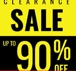 GRV Group Clearance Sale 2017