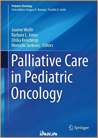 Palliative Care in Pediatric Oncology