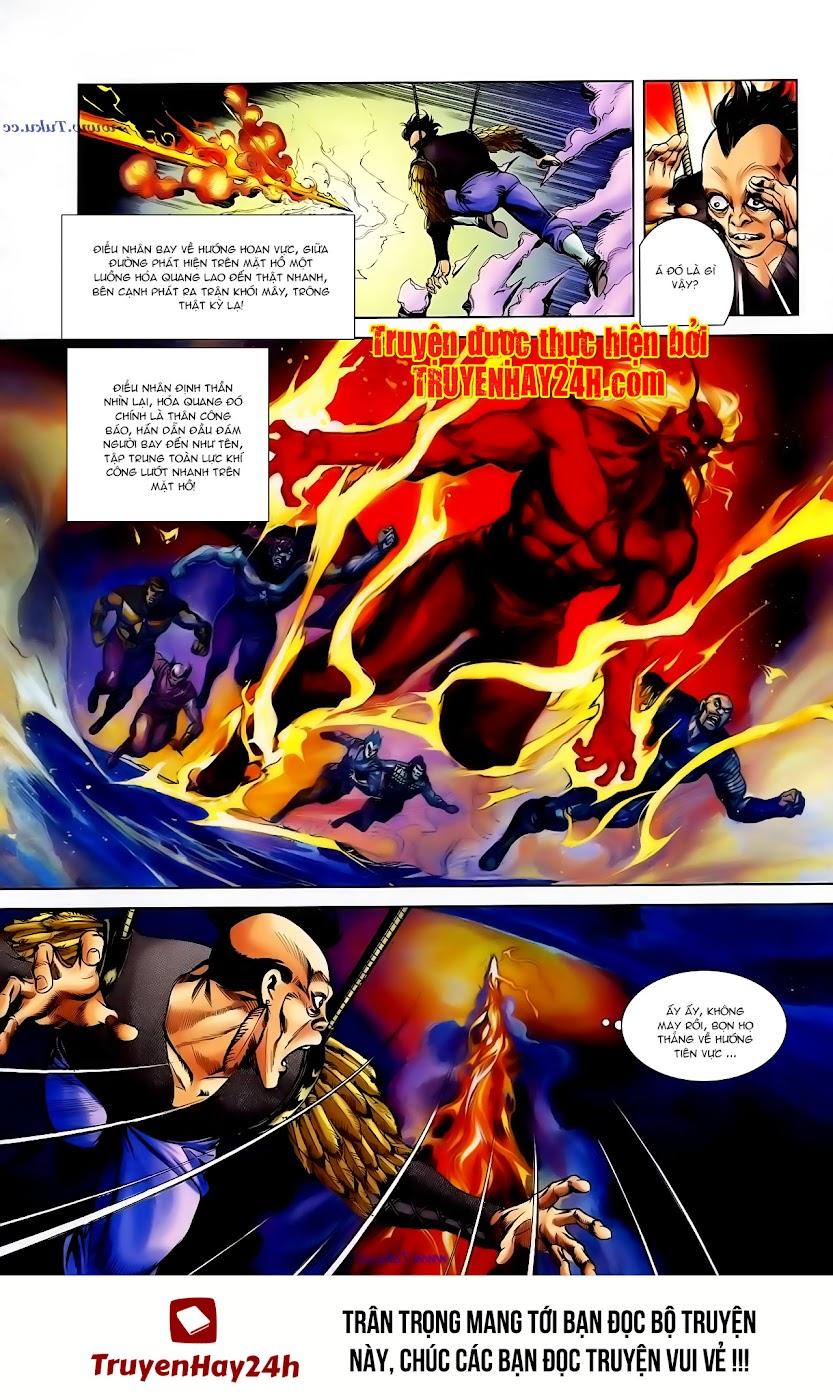 Cơ Phát Khai Chu Bản chapter 104 trang 31