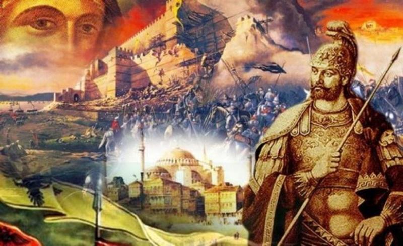 """1453: Η γέννηση της """"Μεγάλης Ιδέας"""""""