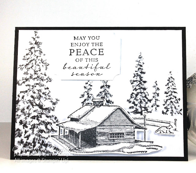 peaceful place suite christmas card 2