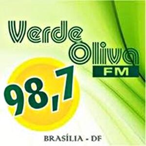 Ouvir agora Rádio Verde Oliva FM 98,7 - Brasília / DF