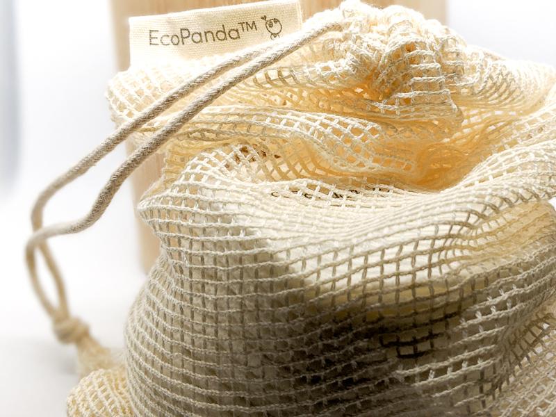 EcoPanda Reusable Bamboo Cotton Pads