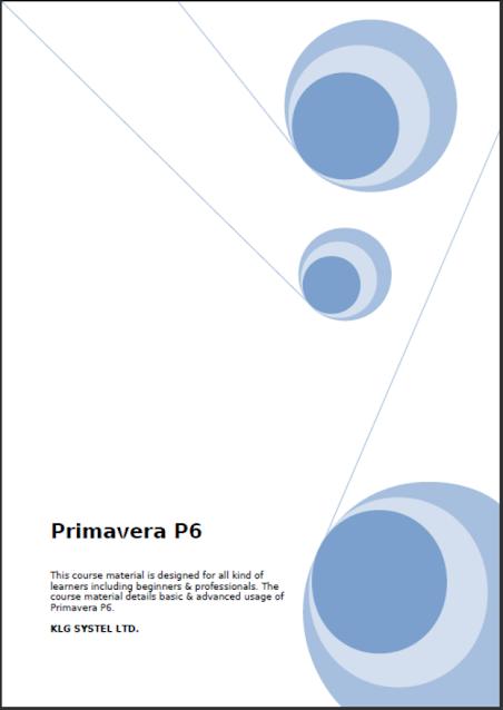PRIMAVERA ENTERPRISE PROJECT MANAGEMENT (P6)