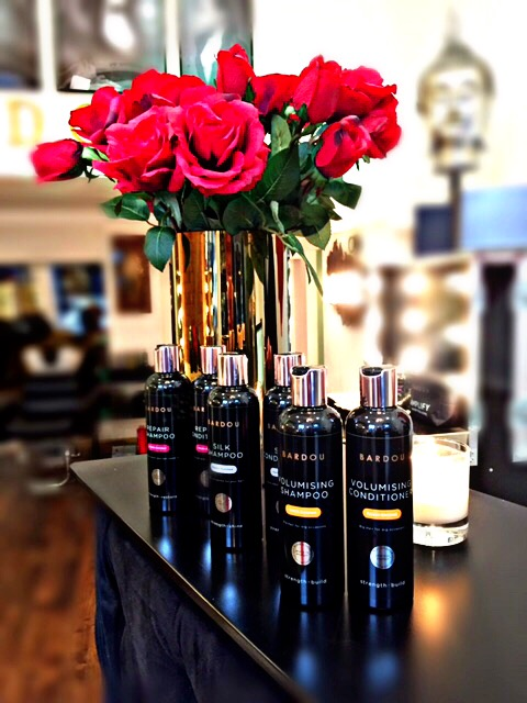 Bardou Covent Garden Product Range