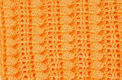 3 - Crochet Imagen Puntada a crochet para blusas por Majovel crocht