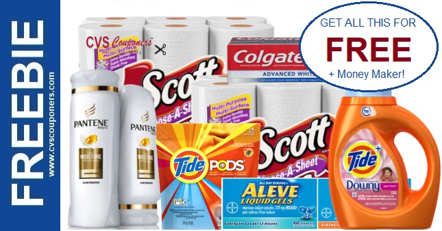 CVS Must Do Freebie Deal 9-13-9-19