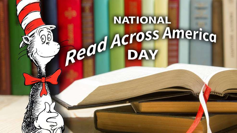 National Read Across America Day Wishes for Whatsapp