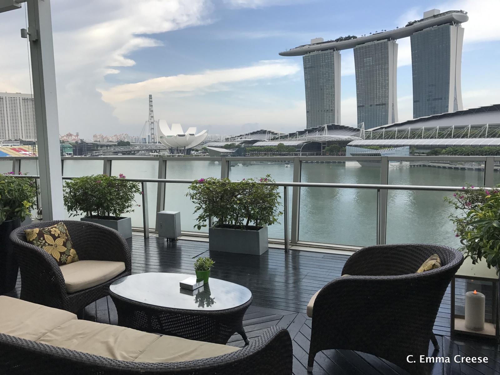 48 Hours Sashaying Around Singapore