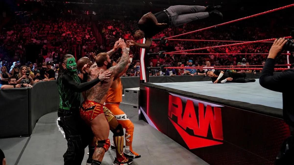 """Jeff Hardy sobre estar no segmento do WWE 24/7 Championship: """"Estou super empolgado"""""""
