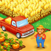 Game Farm Town: Happy Farming Day MOD Unlimited Money