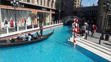 اين يقع مركز تسوق (فينيسيا مول اسطنبول ) وما هي اهم الانشطة فيه