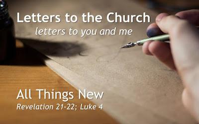 All Things New (Revelation 21-22, Luke 4) Good Shepherd