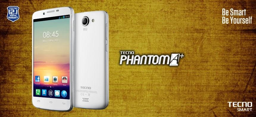 Tecno Phantom A+