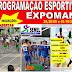 Começa as inscrições para a programação esportiva da Expomani 2017