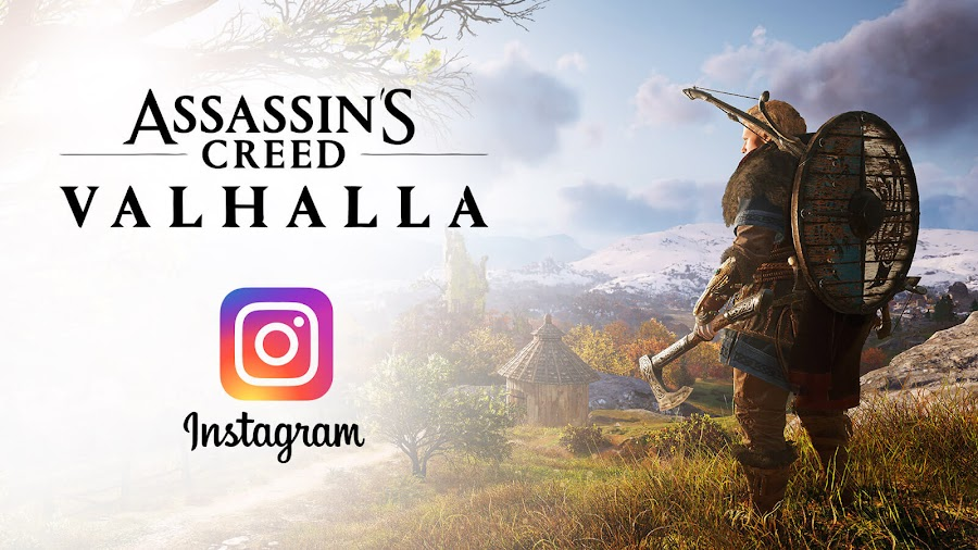 assassin's creed valhalla release date leak instagram post like a viking pc ps4 ps5 xb1 xsx eivor action-adventure stealth game ubisoft