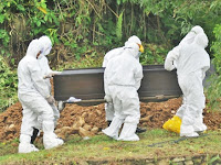 Satu Pasien Covid-19 Kabupaten Pangkep Meninggal Dunia dan Dikuburkan di Gowa