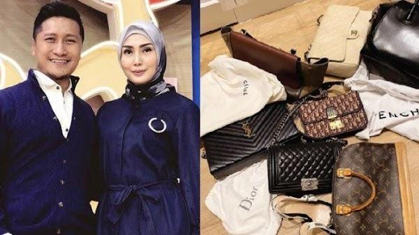 BUNTUT Presiden Prancis Hina Islam, Arie Untung Dongkol, Buang Tas-tas Ratusan Juta Produk Prancis!