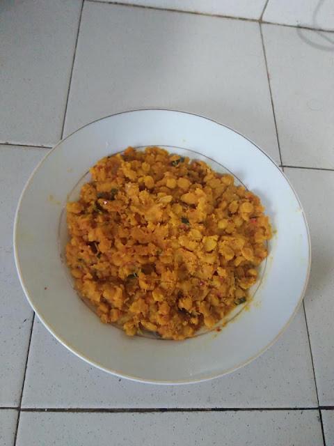 පරිප්පු රොටි හදමු (Dhal - Parippu Roti Hadamu) - Your Choice Way