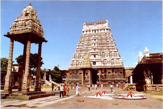 kanchipuram temple - కాంచీపురం