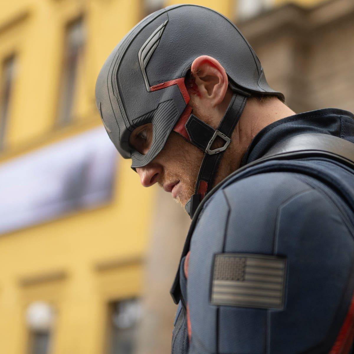 US Agent (John Walker)