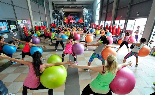 Formazione Fitness - GET! Gymball Evo Training®, 19 e 20 Marzo 2016 a Busto Arsizio, Varese