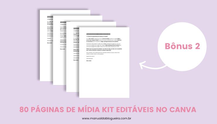 Mídia Kit Pack
